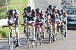 Team SpiderTech mit Wildcard bei der Tour de Suisse 2012 am Start