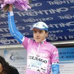 Pozzovivo gewinnt Giro del Trentino, Kolumbianer Atapuma siegt auf dem Passo Pordoi