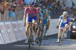 Rang 5 für Cesare Benedetti beim Giro d´Italia (Foto: Roth/Team NetApp)
