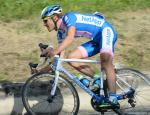 Matthias Brändle mit Rang 7 auf 16. Giro Etappe (Roth/Team NetApp)