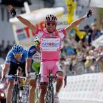 Rodriguez gewinnt 17. Etappe aus Sechsergruppe nach Abfahrt vom Passo Giau