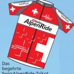 Schweizer Alpenrundfahrt Trikot SwissAlpenRide