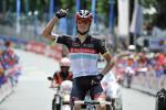 Jakob Fuglsang gewinnt mit großem Vorsprung die Glockneretappe (Foto: Mario Stiehl)
