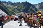 Thomas Voeckler, hier noch mit Brice Feillu, gewinnt als Solist die 16. Etappe der Tour de France 2012 (Foto: letour.fr)
