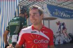Tour de l'Ain 5. Etappe - David Moncoutié freut sich auf die letzte Etappe
