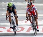 Vuelta a España: Valverde gewinnt ersten Schlagabtausch der Favoriten vor Rodriguez, Froome und Contador