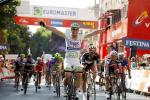 Vuelta a España: Degenkolb feiert auf 5. Etappe seinen zweiten Sprintsieg