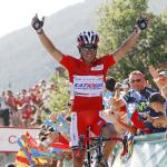 Sieg in Rot: Joaquin Rodriguez setzt ein Ausrufezeichen bei der Vuelta a España