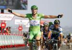 Vuelta a España: Degenkolb schlägt Viviani im Sprint, Uran fällt aus den Top10