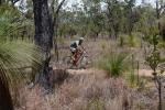 Ivan Rybarik erobert im Outback die Führung zurück (Foto: Crocodile Trophy/Regina Stanger)