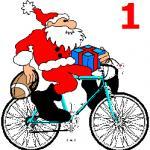 Adventskalender am 1. Dezember: Unterschiedliche Fantypen bei Radrennen