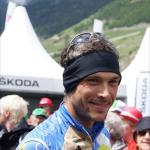 Rubens Bertogliati bei der Tour de Suisse 2012