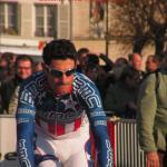 George Hincapie bei Paris-Roubaix 2010