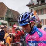 Leonardo Bertagnolli bei der Tour de Suisse 2012