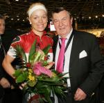 Charlotte Becker, Klaus-Jürgen Jahn, 1. Berliner Ladies Sixdays 2012