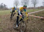 Beim Training hat man überall noch freie Sicht auf die Fahrer. ((c) LiVE-Radsport.com)