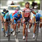 Van Avermaet siegt aus Ausreißergruppe heraus bei der 5. Etappe der Tour of Qatar