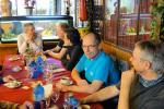 René feiert mit der feinen GZR-Familie seinen Geburtstag
