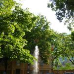 Brunnen am Stadteingang von Brixen