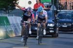 Doris Schweizer gewinnt erstmals den Titel der Schweizer Meisterin (Foto: Swiss Cycling)