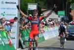 Schär überragt alle - Elmiger unterliegt im Zweiersprint bei der Schweizer Meisterschaft (Foto: Swiss Cycling)