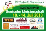 Olympiasieger kommen nach Oberhausen - Top-Athleten kämpfen um Medaillen bei Deutschen Bahnmeisterschaften in Baden