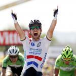 Cavendish gewinnt die 13. Etappe der Tour de France, die von Wind, Defekten und Attacken geprägt war