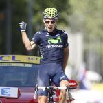 Rui Costa gewinnt aus einer großen Fluchtgruppe die 16. Etappe der Tour de France