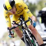 Froome gewinnt bergiges Zeitfahren der Tour de France
