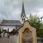 die Stadtkirche von Imst