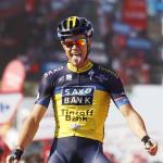Roche gewinnt erste Bergankunft der Vuelta 2013 - Nibali schon in Rot