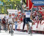 Nächstes dramatisches Vuelta-Etappenfinale: Stybar schlägt Gilbert um Haaresbreite