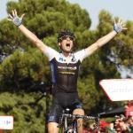 König schenkt NetApp-Endura ersten Etappensieg bei einer Grand Tour - Roche nach Bergankunft in Rot