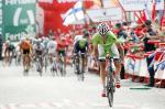 Moreno übernimmt in Valdepeñas de Jaén mit zweitem Etappensieg die Führung