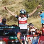 Horner feiert auf dem Alto de Hazallanas seinen zweiten Doppelschlag