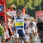 Matthews feiert zum Vuelta-Abschluss 2. Etappensieg - Horner ältester GT-Sieger aller Zeiten
