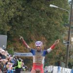 Francis Mourey gewinnt das Radquer in Steinmaur