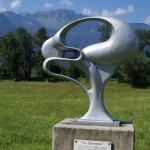 Statue Le Champion