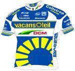 Trikot von Vacansoleil-DCM 2013 (Bild: UCI)