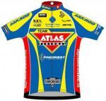Trikot von Atlas Personal-Jakroo 2013 (Bild: UCI)