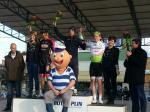 Podium von GP Izola - Butan plin mit Fabian Schnaidt (Foto: Team Vorarlberg)