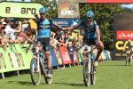 Roel Paulissen und Riccardo Chiarini gewinnen die 5. Etappe von Cape Epic (Foto: Shaun Roy/Cape Epic/SPORTZPICS)