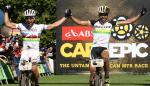 Nino Schurter und Philip Buys gelingt ihr zweiter Etappensieg bei Cape Epic (Foto: Shaun Roy/Cape Epic/SPORTZPICS)