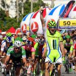 Cavendish nicht unbesiegbar: Viviani gewinnt 5. Etappe der Tour of Turkey