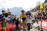 Rogers gewinnt fünfte Giro-Ankunft auf dem Monte Zoncolan - Favoriten neutralisieren sich fast komplett