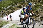 Der Etappenzweite Roel Paulissen (Foto: Sportograf/Alpentour Trophy)