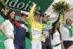 Costa gewinnt letzte Etappe und Gesamtwertung - Frank und Mollema auf dem Podium