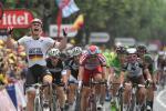 André Greipel lässt den anderen Sprintern auf der 6. Etappe der Tour de France keine Chance (Foto: Veranstalter/letour.fr)