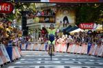 Nach zwei Etappensiegen beim Giro gewinnt Michael Rogers erstmals eine Etappe der Tour de France (Foto: Veranstalter/letour.fr)