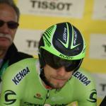 Jean Marc Marino bei der Tour de Romandie 2014